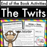 The Twits: End of the Book Reading Response Activities and Projects