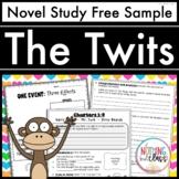 The Twits Novel Study Unit: FREE Sample