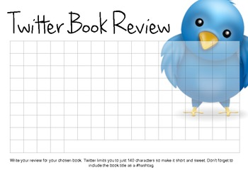 Twitter Book Review