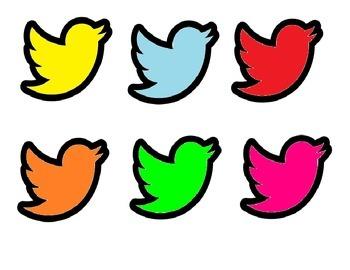 Twitter Bulletin Birds