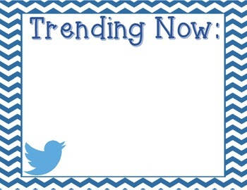 Twitter Bulletin Board Template