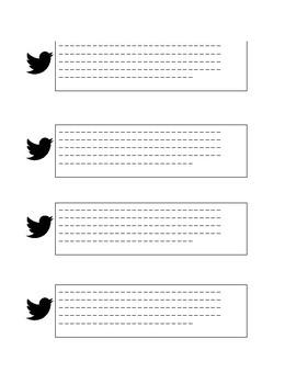 Twitter Exit Slip