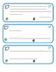 Twitter Exit Slips Cards