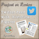 Twitter Feed Activity for History