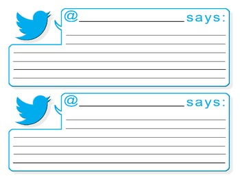 Twitter Feed Template