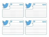 Twitter Feed Template - 3x5
