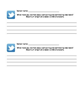 Twitter Form