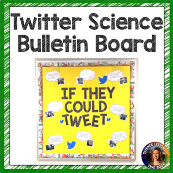 Twitter Science Bulletin Board