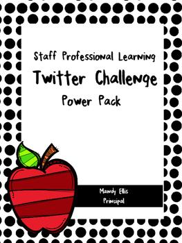 Twitter Staff Challenge Power Pack