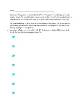 Twitter Summaries