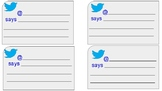 Twitter Template: Exit Ticket