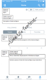 Twitter Template (MS Word Doc File)