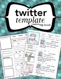 Twitter Template for Non-Fiction