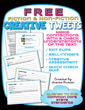 Free Twitter Tweet Story or Chapter Summary