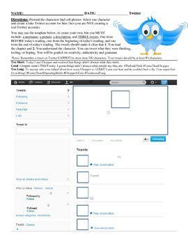 Twitter for Characterization and Plot Analysis for Stephen King's The Body
