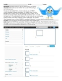 Twitter for Characterization and Plot Analysis for Stephen