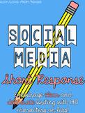 Social Media Short Response