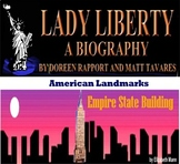 Two American Landmarks in Picture Books, Lady Liberty and Empire State Building