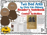 Two Bad Ants {Book Study and Center Activities}