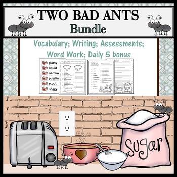Two Bad Ants Bundle