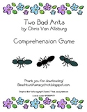 Two Bad Ants - Comprehension Game