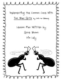 Two Bad Ants Lesson Plan