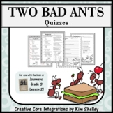 Two Bad Ants Quizzes