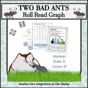 Two Bad Ants-Roll Read Graph