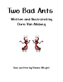 Two Bad Ants STAAR Stemmed Quiz