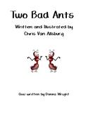 Two Bad Ants STAAR Stemmed Quiz