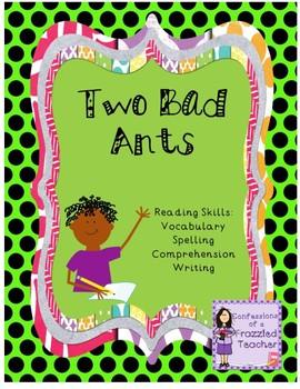 Two Bad Ants (Scott Foresman Reading Street)