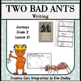 Two Bad Ants Writing
