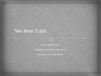 Two Bear Cubs Journey's