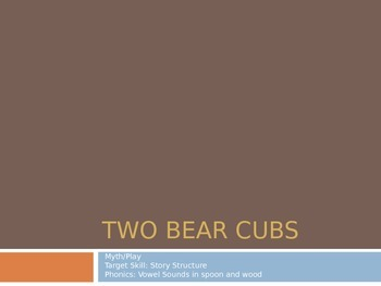 Two Bear Cubs Journeys Lesson 19