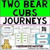 Two Bear Cubs   Journeys 3rd Grade Unit 4 Lesson 19 Printables