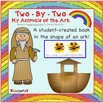 Two By Two Animals of the Ark