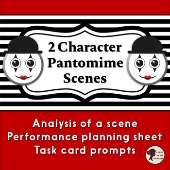 Two Character Pantomimes