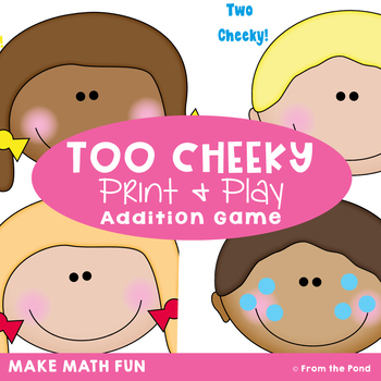 Addition Activity {Two Cheeky}
