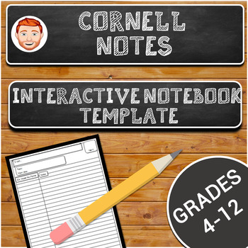 Two Column Notes Template