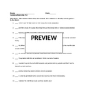 Two Comma Practice Worksheets with answers