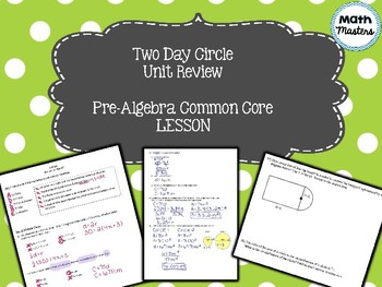 Two Day Circle Review