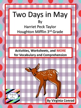 Two Days in May--Third Grade Houghton Mifflin--Supplemental Packet