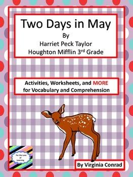 Two Days in May--Third Grade Houghton Mifflin--Supplementa