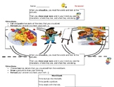 "Two Differentiated Activity Sheets for Wonders Story ""Cool"