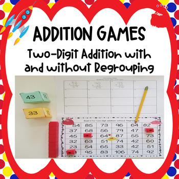 Two Digit Addition Game
