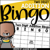 Two Digit Addition Bingo (without regrouping)