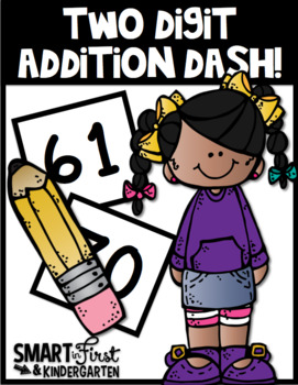 Two-Digit Addition Dash Game