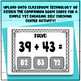 Two  Digit Addition Interactive PDF Task Cards