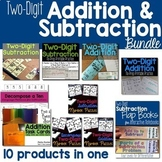 Two-Digit Addition & Subtraction MEGA BUNDLE