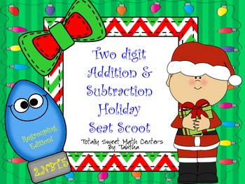Two Digit Addition & Subtraction With Regrouping Seat Scoo
